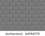 netting seamless pattern  ... | Shutterstock .eps vector #64096570