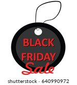 black friday vector | Shutterstock .eps vector #640990972