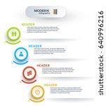 design elements infographic...   Shutterstock .eps vector #640996216