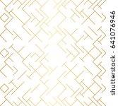 golden texture. seamless... | Shutterstock .eps vector #641076946