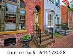 Frederick maryland historic old houses view detail