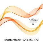 abstract vector background ...   Shutterstock .eps vector #641253772