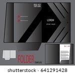 template folder   Shutterstock .eps vector #641291428