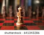 One Chinese Chess Piece Stands...