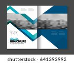 business template illustration. ... | Shutterstock . vector #641393992