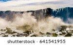 Water Rushing Over Niagara...