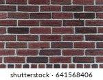 multi color multi tone brown... | Shutterstock . vector #641568406
