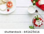 delicious food for health rice... | Shutterstock . vector #641625616