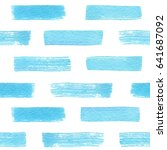 hand drawn watercolor texture... | Shutterstock . vector #641687092