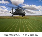Black Hawk  Military Helicopte...