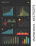 infograhic set with vector... | Shutterstock .eps vector #641752372