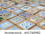 lisbon  portugal   april 25 ...   Shutterstock . vector #641760982