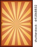 circus background  illustration ... | Shutterstock .eps vector #641868832