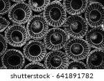 circle | Shutterstock . vector #641891782