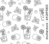 seamless pattern glass of