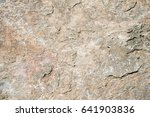 stone texture background close... | Shutterstock . vector #641903836