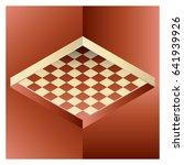 checkerboard pattern vector | Shutterstock .eps vector #641939926