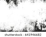 distressed overlay texture of... | Shutterstock .eps vector #641946682