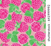 seamless pattern with...   Shutterstock .eps vector #641999992