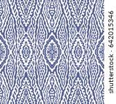 vector abstract seamless... | Shutterstock .eps vector #642015346