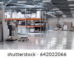 piece of typical production... | Shutterstock . vector #642022066