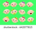 kids | Shutterstock .eps vector #642077815