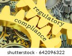 Regulatory Compliance Concept...