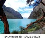 lake in peru | Shutterstock . vector #642134635