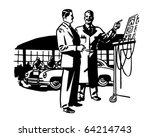 we do it scientifically   auto... | Shutterstock .eps vector #64214743