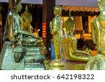 buddha statue at wat phra si