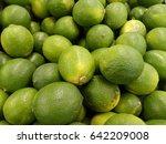 green lemon | Shutterstock . vector #642209008