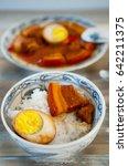 Vietnamese Braised Pork In...