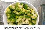 broccoli   Shutterstock . vector #642292102
