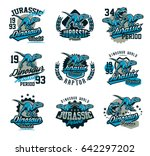 collection of design for... | Shutterstock .eps vector #642297202