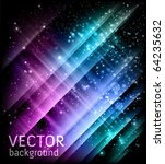 abstract shiny background - stock vector