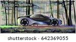 vector illustration. detailed... | Shutterstock .eps vector #642369055