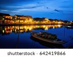 hoi an  vietnam   may 08  2017  ... | Shutterstock . vector #642419866