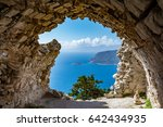View From Ruins Of A Church In...