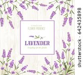 Spring Invitation Card With...