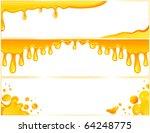orange banner set | Shutterstock .eps vector #64248775