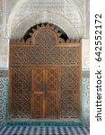 Small photo of Door in Morocco