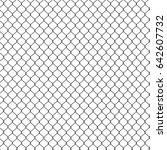 vector illustration seamless... | Shutterstock .eps vector #642607732