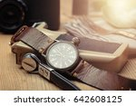 old military or field style of...   Shutterstock . vector #642608125
