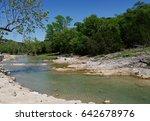 Turner Falls River  Oklahoma ...