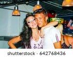 koblevo  ukraine july 9  2011 ... | Shutterstock . vector #642768436