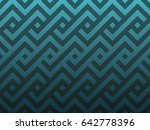 blue african ethnic diagonal...