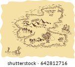 drawing sketch style... | Shutterstock .eps vector #642812716