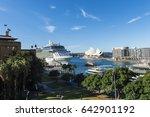 sydney  australia  april 20 ...   Shutterstock . vector #642901192