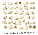 collection of vector icons of... | Shutterstock .eps vector #642953518