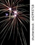 fireworks 3 | Shutterstock . vector #642993718
